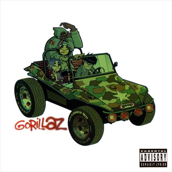 Gorillaz Album Art