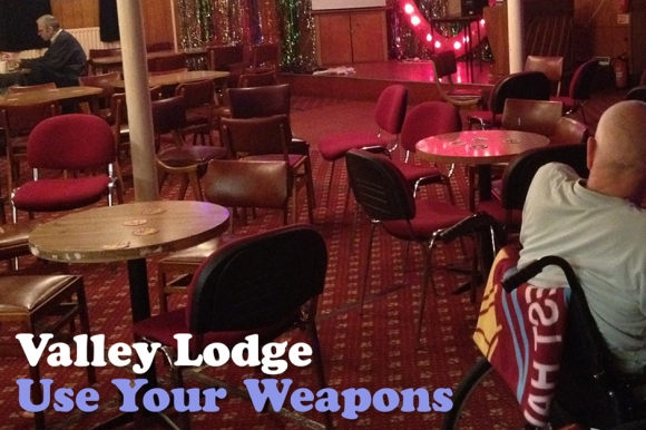 Valley Lodge Band Use Your Weapons