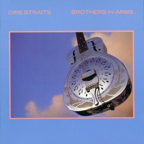 Dire Straits Brothers in Arms cover