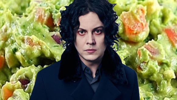 "Oh my God, do a Google image search for ""Jack White Guac."""