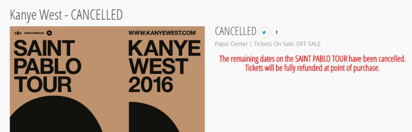 kanye-cancels